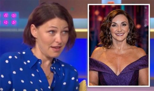 Shirley Ballas' cooking skills critique by Emma Willis on Sunday Brunch 'Out of her depth'