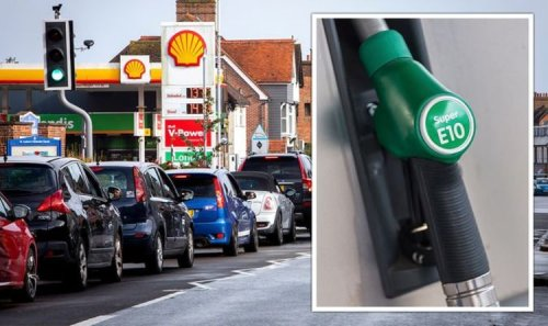 E10 fuel changes led to record petrol price as garages accused of 'barefaced profiteering'