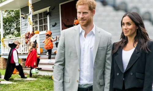 Harry and Meghan may let Lilibet take part in US tradition just as they did with Archie