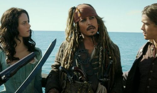 Pirates of the Caribbean: Jack Sparrow returns - but without Johnny Depp