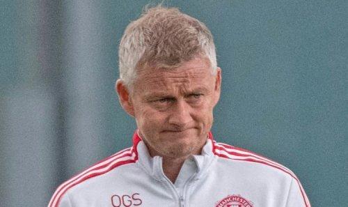 Man Utd boss Ole Gunnar Solskjaer's angry transfer chat emerges ahead of West Ham clash