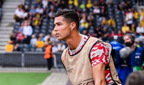 Man Utd warned over Cristiano Ronaldo behaviour - 'you can't imagine that under Sir Alex'