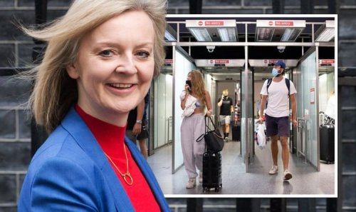 Liz Truss storms to victory: Trade Sec and Sunak force Boris into huge U-turn on travel