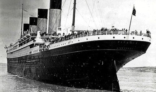 Letter from Titanic survivor describes harrowing cries of passengers left on sinking ship