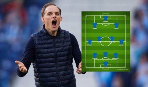 Chelsea's invincible XI if Eden Hazard returns and Erling Haaland seals transfer