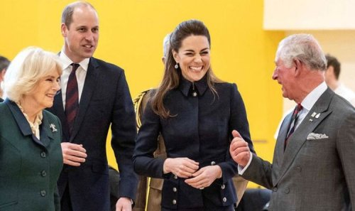 Prince William and Kate to join Camilla and Charles at James Bond World Premiere