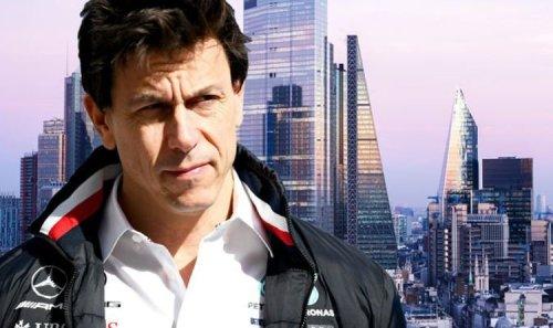 Lewis Hamilton's boss Toto Wolff sends message to Boris Johnson and Sadiq Khan