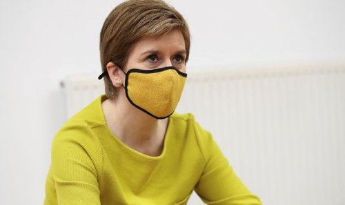Sturgeon drops the ball! Scotland seeing 'loss of control' of pandemic as Covid cases soar