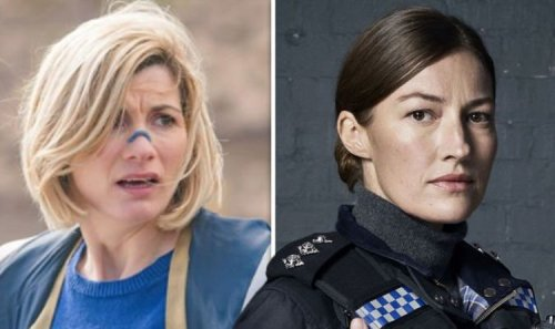 Doctor Who: Jodie Whittaker 'to be replaced' by Line of Duty's Kelly Macdonald?
