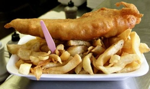Brits may face fish and chips shortage over Brexit red tape, Norwegian fishermen claim