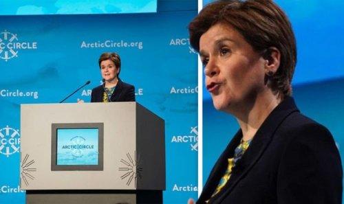 Sturgeon's plot to rejoin EU sees Arctic 'partnership' ahead of COP26: 'Common interests'