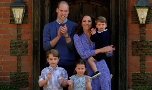 Queen grants special permission to Kate and William to break royal rule with children
