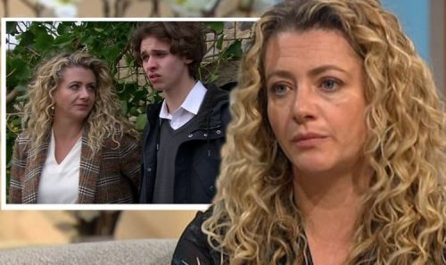 Emmerdale's Louisa Clein suffered abuse while shopping with her son: 'It's not real!'