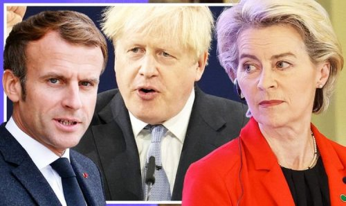 Brace yourself, Macron! UK and France fishing row to reignite with crunch EU talks tabled