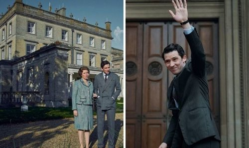 The Crown producer pleased Netflix denied filming at Buckingham Palace 'It was helpful'