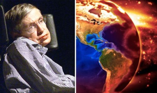 End of the world: Stephen Hawking's 'near-certain' doomsday calculation revealed