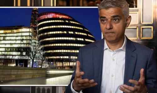 Sadiq Khan humiliated - OWN party votes against his plans for Silvertown Tunnel