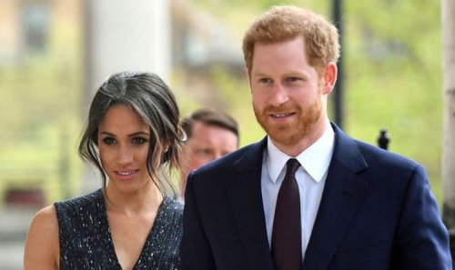 Meghan and Harry to shatter tradition and control Lilibet christening on their 'own' terms