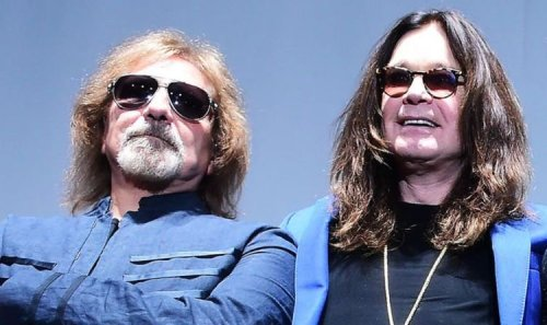 Black Sabbath Geezer Butler and Tony Iommi on firing Ozzy Osbourne and Ronnie Dio tribute