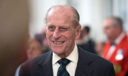 Prince Philip's rarely used birth name features on official death certificate