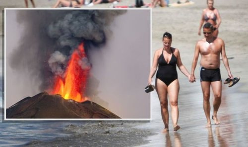Volcanoes in UK's favourite holiday hotspots are in 'pressing' need of hazard assessment