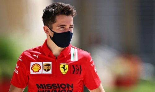 Ferrari star Charles Leclerc disagrees with Max Verstappen on Lewis Hamilton theory