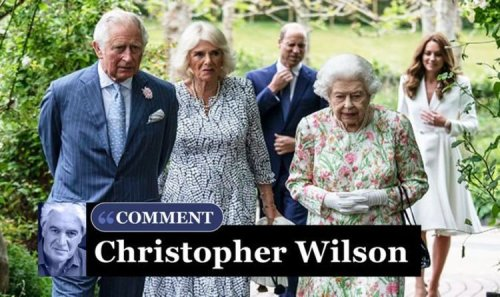 Next year could be Queen's toughest - the royals are already rebooting -CHRISTOPHER WILSON