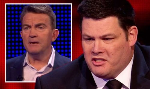 Mark Labbett outraged by player's low offer in 'slowest ever' performance: 'Taken it away!