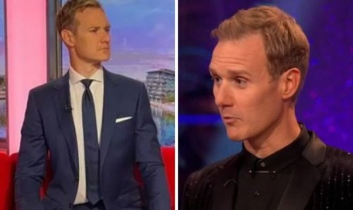 Dan Walker shares fears on prioritising Strictly training 'I don't know how it can work'