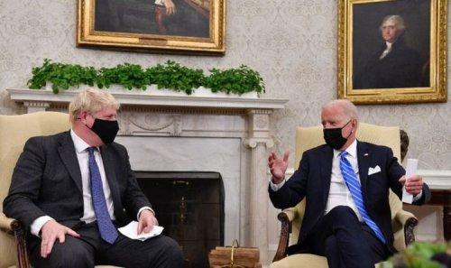 Boris meets Biden LIVE: Johnson left in the dark on Biden speech – has UK pulled off coup?