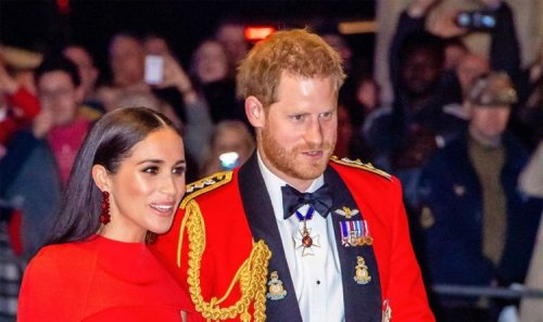 Meghan Markle and Harry were 'too electric' for Royal Family 'like Diana' - expert