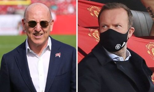Ed Woodward 'quit Man Utd after explosive phone call with Glazers' on Super League plans