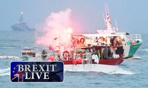 Brexit LIVE: Underhand French fishing tactics – officials in Paris 'withhold' data from EU