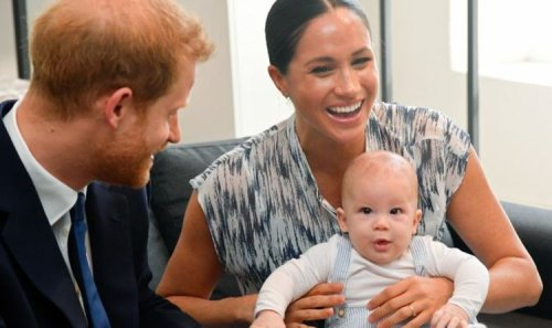 'Savvy' Meghan and Harry adopt 'very strategic' plan to release new Archie birthday photos