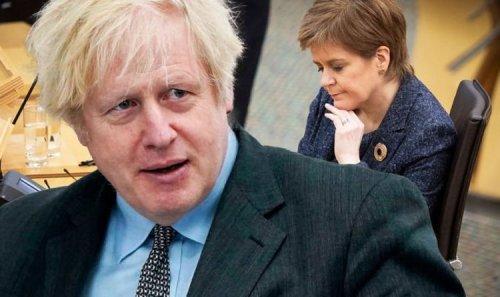 Boris Johnson rushes to Scotland TODAY after Sturgeon triggers starting gun on IndyRef2