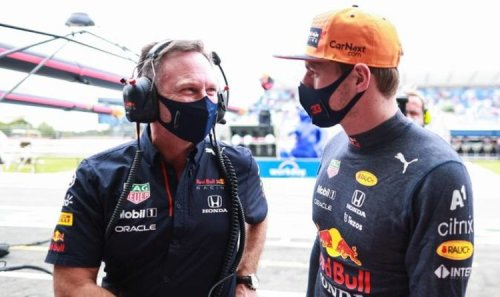 Red Bull boss Christian Horner takes dig at Mercedes rivals Toto Wolff and Lewis Hamilton