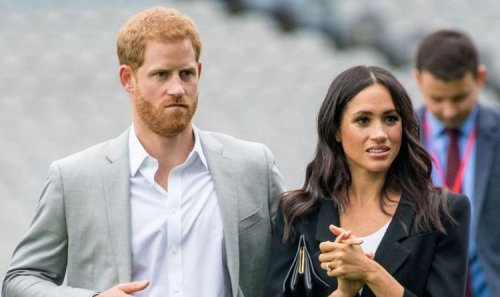Meghan and Harry Spotify hopes on brink after releasing just one episode: 'Might be issue'