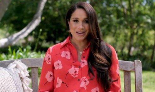 Meghan Markle fans overjoyed as Duchess makes first TV appearance since Oprah interview