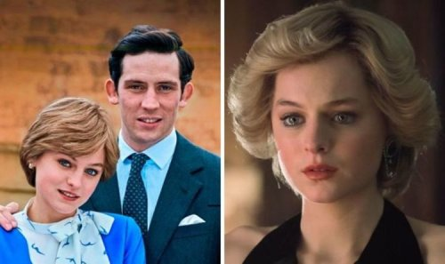 The Crown's Emma Corrin details Diana scene she struggled with 'Nearly couldn't do it'