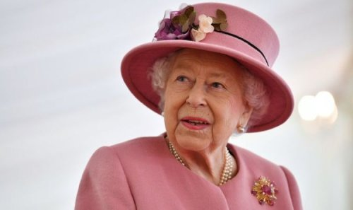 'Temporarily stepping back' Queen forced to miss church service following health scare