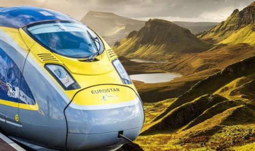 Eurostar crisis: SNP wade in on Eurostar row as they demand direct links with Europe