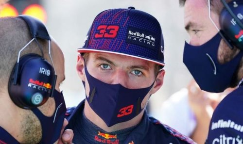 Max Verstappen battled against illness as he beat Lewis Hamilton at the US GP