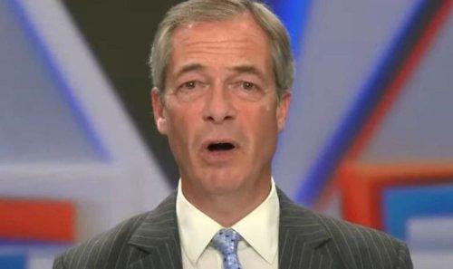 'Lost his marbles!' Farage erupts at Boris Johnson over bizarre animal feeding joke