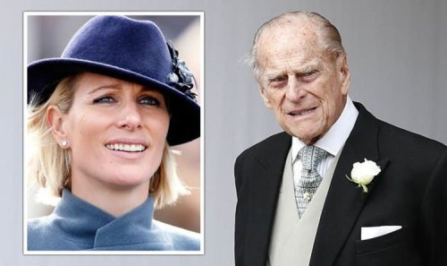 Zara Tindall lifts lid on Prince Philip reaction at presents - 'That's just bloody stupid'