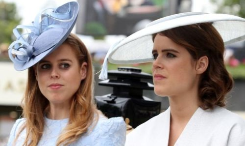 Princess Eugenie and Beatrice 'stunned' by Prince Harry's book plans as 'fury grows'