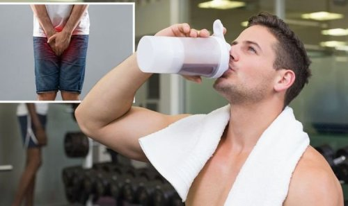 Doctor issues serious health warning about protein shakes - 'men should be mindful'