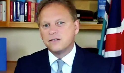 Brexit 'a factor' in fuel crisis Shapps admits in major U-turn 'Worked both ways!'