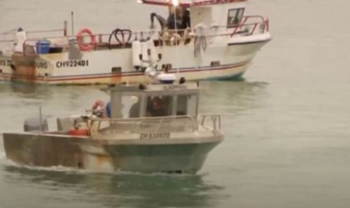 'French government engineered this!' Jersey fisherman slams Macron political game-playing