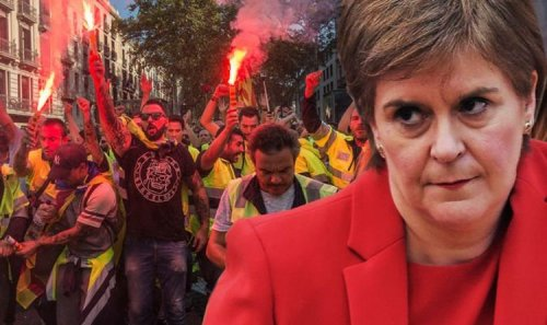 Spain fury: Scotland will get 'no special treatment' if it tries to join EU – SNP alert