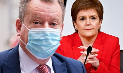 Tell the EU to negotiate, Nicola! Lord Frost attacks the latest SNP Brexit demands